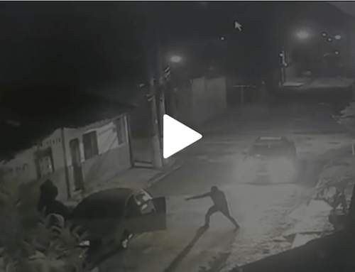 Vídeo mostra sequestro praticado por PMs na Baixada Fluminense